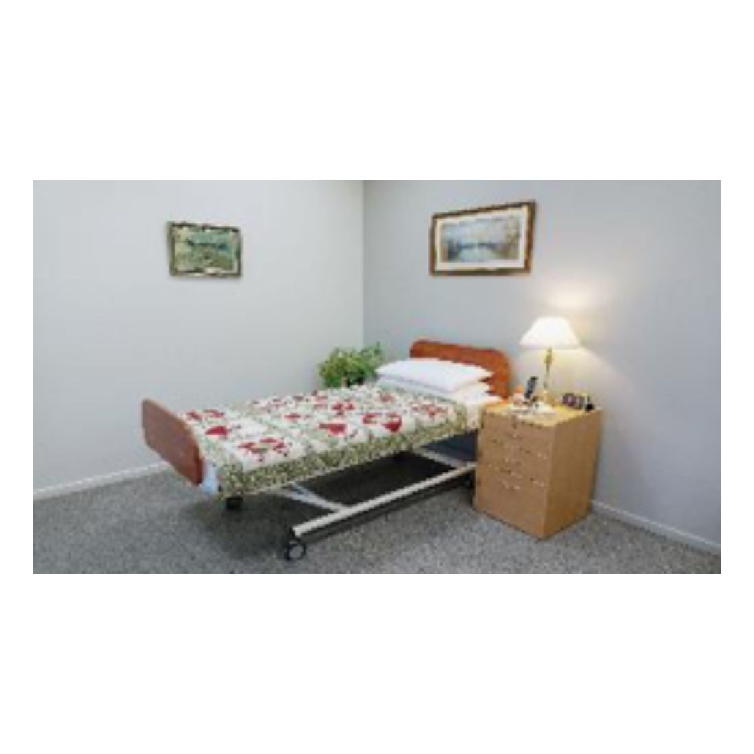 Aged Care Bed